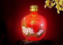 双国宝国窖1573超高端定制红坛酒